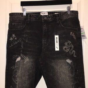 Williamrast Dean slim straight jeans